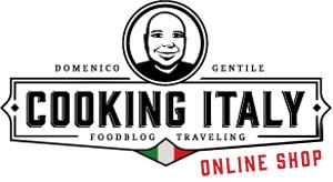 Cooking Italy Shop Logo